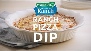 Ranch Pizza Dip