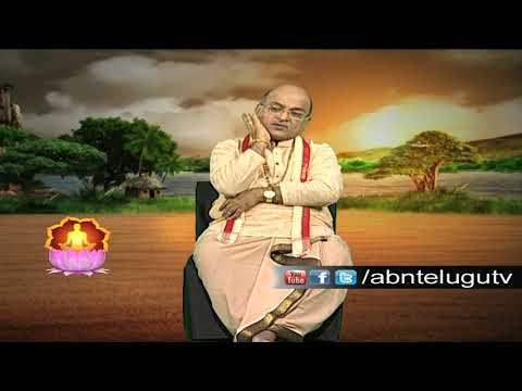 Garikapati Narasimha Rao about Sanyasi | Nava Jeevana Vedam | ABN Telugu