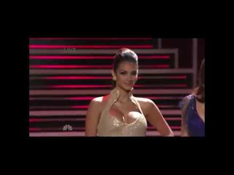Jessica Scheel Miss Universe 2010