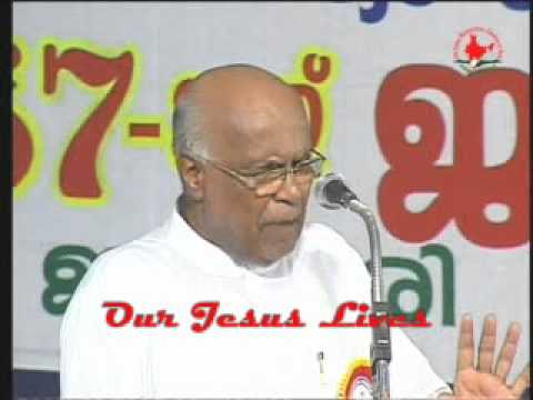 Kumbanad Convention 2011, Pr K M Joseph, Acts 26 26 Part 4