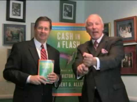 Robert Allen &amp; Mark Victor Hansen: Cash in a Flash