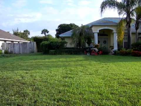 Lawn Care Vero Beach FL  #2.MOV