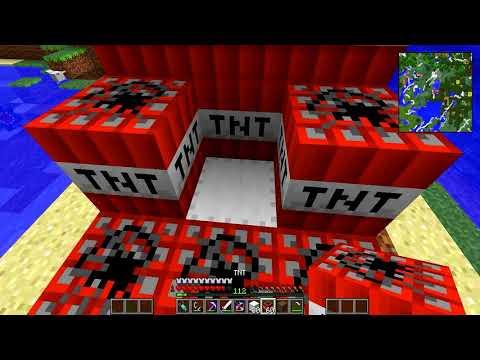 Minecraft Survival Ep.134 - Carro Bomba !!