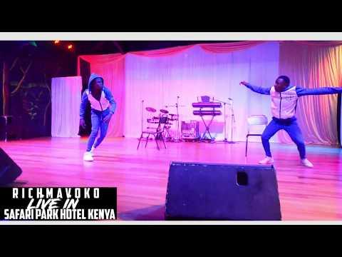 Richmavoko - Live performance at Safari Park (part1)