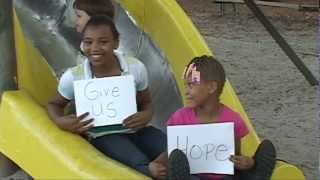 Roanoke Valley Relay for Life-Three Little Words April 2012