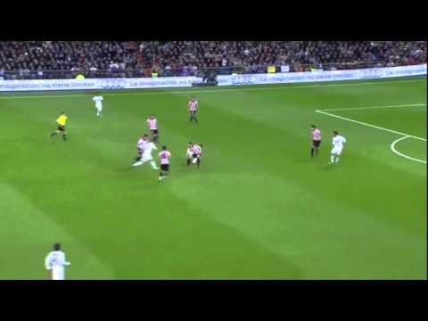 Real Madrid vs Athletic Bilbao 5-1 (Goals & Highlights) 20/11/2010