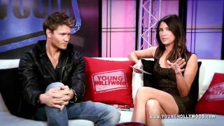 Chad Michael Murray's Passion Project - YOUNG HOLLYWOOD Interview (2 December 2011)