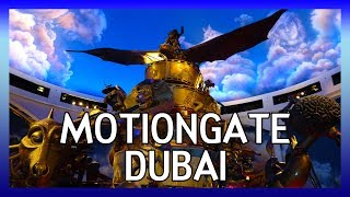 Motiongate Dubai | Hollywood Movie Theme Park in the United Arab Emirates
