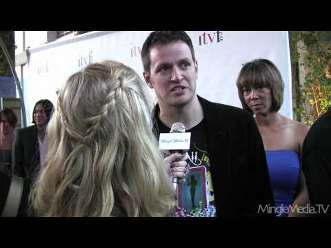 Tom Malloy at ITVFest Gala 2010 Red Carpet Interview Video