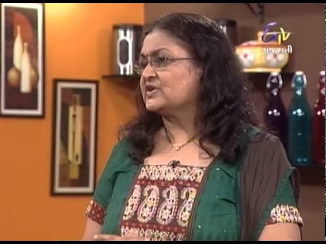 Rasoi Show - રસોઈ શો - રાગી અળાઈ, રાગી પેઅનુંત લડ્ડુ & સ્પીચ્ય ઓઅત્સ અંદ કર્ણ