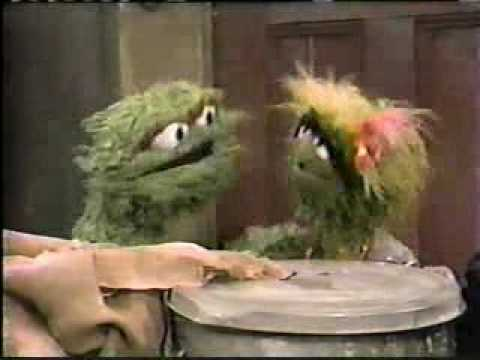 Sesame Street - Couple Of Grouches