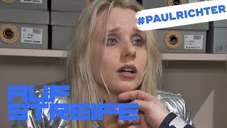 Kompletter Filmriss: Wie kommt Ashley in den Laden? | #PaulRichterTag | Auf Streife | SAT.1 TV