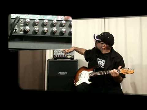 Judge Fredd & the Mesa Boogie Mini Rectifier Twenty Five