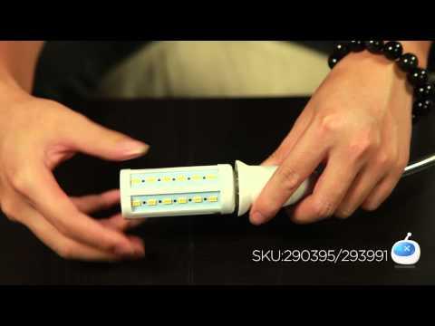 DX: MVP Series E27 8W 1260lm 42-5630 SMD LED Light Lamp