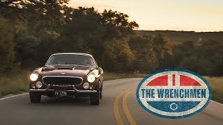 The Wrenchmen | Larry's 1964 Volvo 1800S - Episode 6