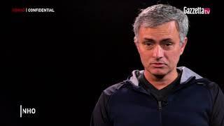Intervista a Josè Mourinho