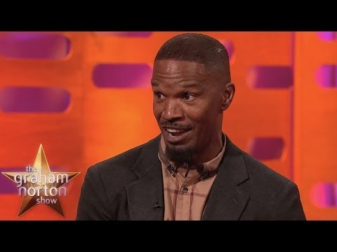 Jamie Foxx Impersonates Tom Cruise - The Graham Norton Show