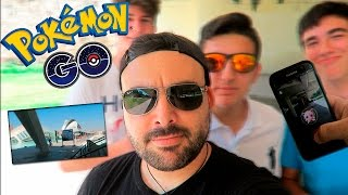 Video of catching of pokemons in Valencia: POKEMON GO AVENTURAS | Ep.1 | NUEVOS POKEMON EN... VALENCIA! (author: DoctorePoLLo POKEMON GO & POKEMON)
