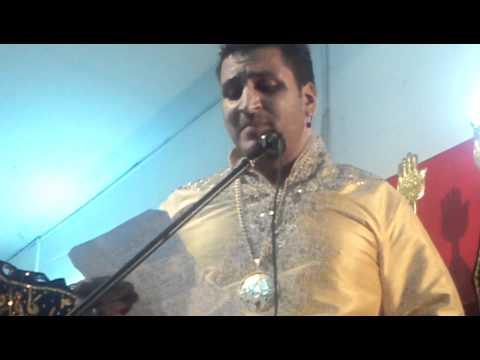 Syed Tossif Shah - Jashan 3/4 Shabaan 2012 - Azakhana e Darr e Batool (sa)