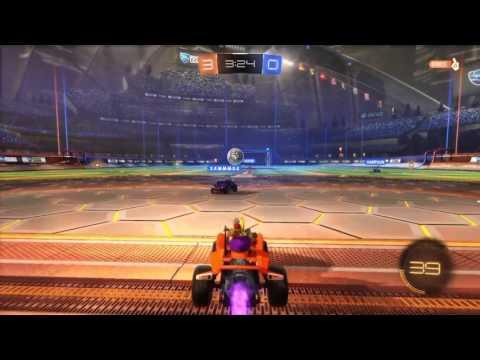 Rocket league banter