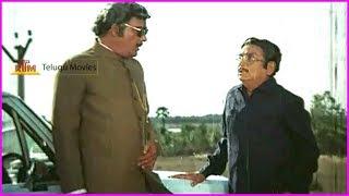 Rao Gopal Rao And Allu Ramalingaiah Scenes - Kaliyuga Krishnudu Movie Scenes