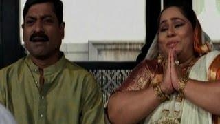Mul Dattak Ghyava Lagel - 9 Mahine 9 Divas - Sanjay Narvekar, Nirmiti Sawant - Comedy Scene