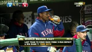THE 107TH WORLD SERIES, GAME 7 - October 28, 2011
