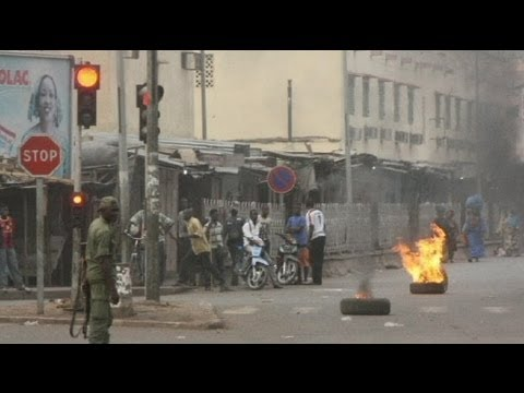 Mali troops stage coup