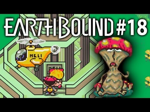 Mushrooms Are Dangerous! -- Earthbound #18