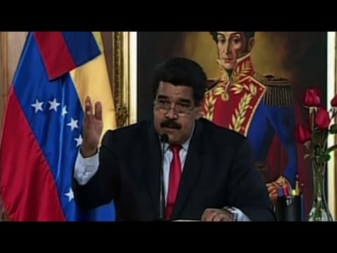 Venezuelan president Maduro shakes up cabinet