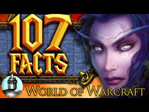 107 World of Warcraft Facts YOU Should Know! | The Leaderboard