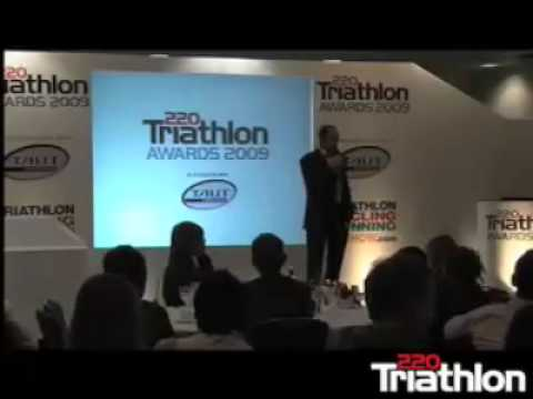 Tim Brabants 220 Triathlon Awards