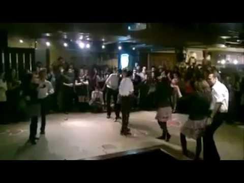 Dance Of Iranian Students In Canada - Raghse Bache Hate Irani Dar Canada video