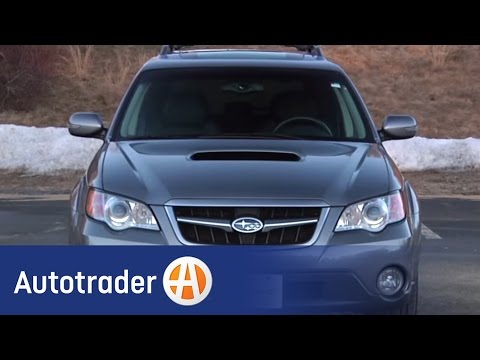 2005-2009 Subaru Outback - Wagon   Used Car Review   AutoTrader.com