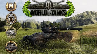 World of Tanks - Batchat 25t - 8 Kills - 8k Damage - 1vs7 - #INSANE [Replay|HD]