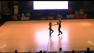 Polina Rykova & Noa Lilih - World Cup Budapest 2017