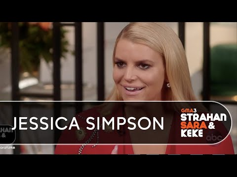 Jessica Simpson Opens Up About Battles With Alcohol And Diet Pills