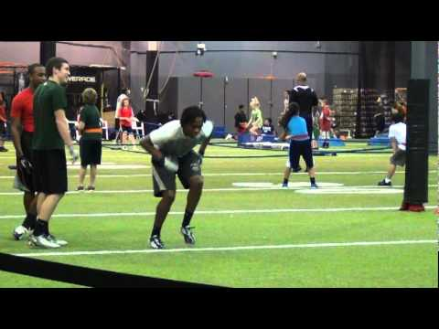 Christopher Murphy #17 (Old #32), C/O 2014 CB - Workout Drills Lassiter High School - Marietta, GA