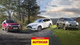 Promoted: Mitsubishi – Lake To Peak | Autocar