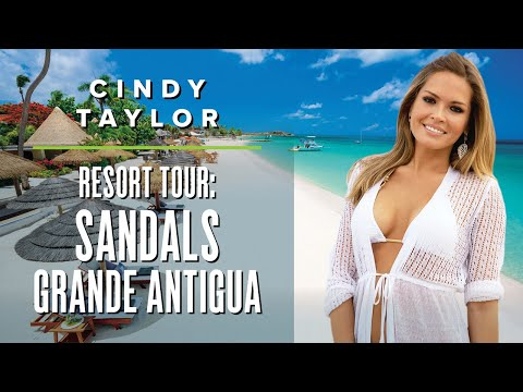 Cindy Taylor - Sandals Grande Antigua