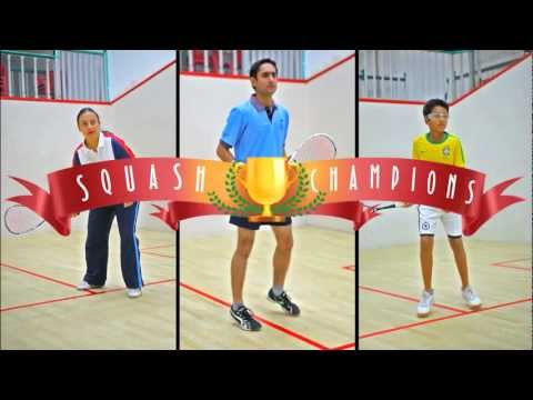 Squash Champions Introduction Video