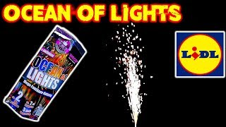 WECO OCEAN OF LIGHTS | LIDL 5,99 Euro | Silvester2k