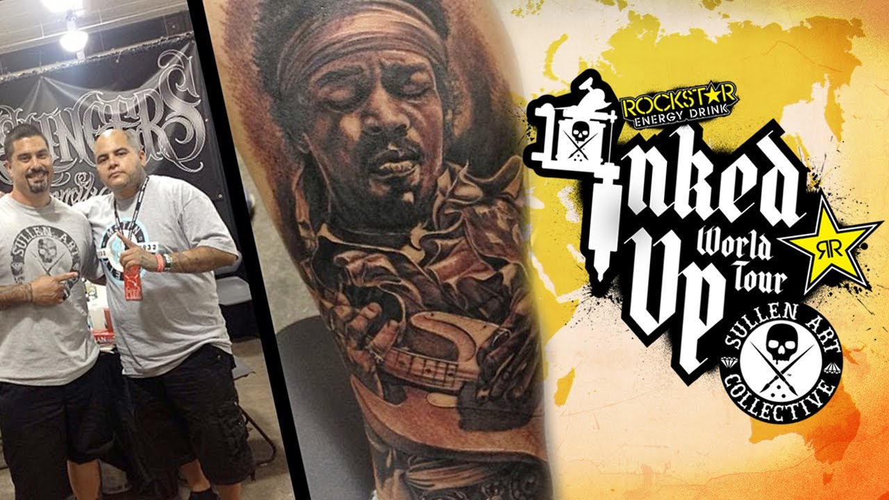 Tattoo convention coverage hawaii pacific ink and art for Hawaii tattoo expo