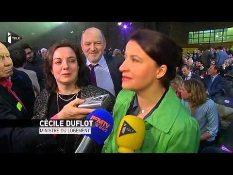 Remaniement: les Verts au secours de Jean-Marc Ayrault - Le 28/03/2014 à 19:00