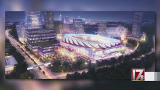 Details revealed of planned Raleigh pro soccer stadium
