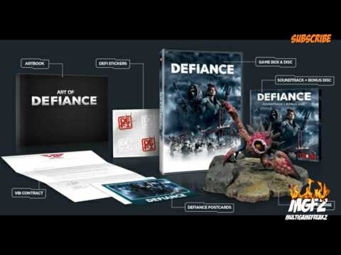 Defiance Collector s Edition
