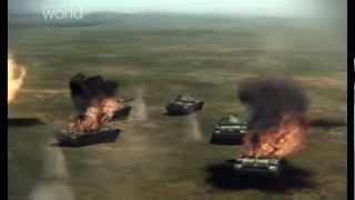 Война Судного Дня - Великие танковые сражения HD