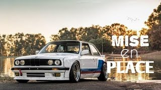 1991 BMW 318IS Pandem Widebody E30: Mise En Place
