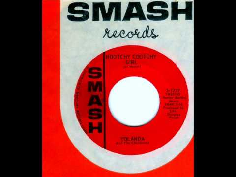 Yolanda and The Charmanes - HOOTCHY COOTCHY GIRL  (Jack Nitzsche)  (1962)