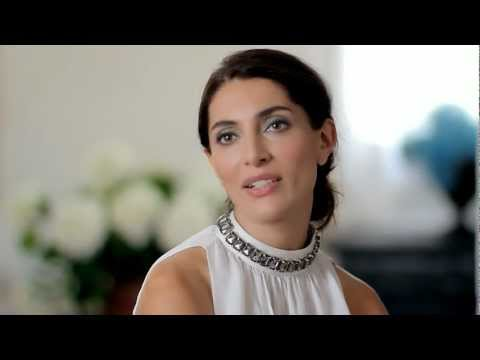 Caterina Murino: She's a fan. Are you?